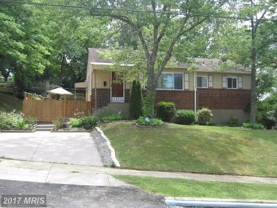Riverdale Single Family Home For Sale: 6603 Greenland Street