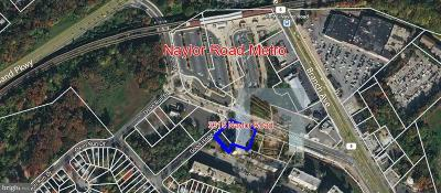 Temple Hills Residential Lots & Land For Sale: 3315 Naylor Road