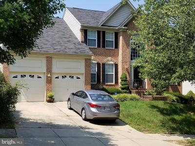 Accokeek Single Family Home Under Contract: 15203 Ridall Court