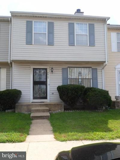 District Heights Townhouse For Sale