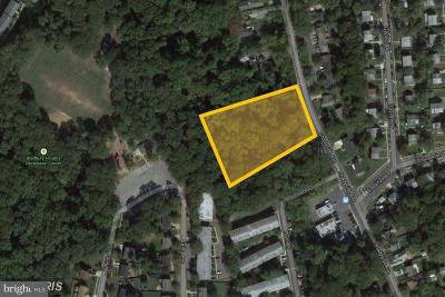 Suitland Residential Lots & Land For Sale: 4300 Bradbury Court