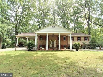 Bowie Single Family Home For Sale: 6201 Columbian Way