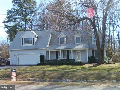 Cloverfields Single Family Home For Sale: 115 Monroe Manor Road