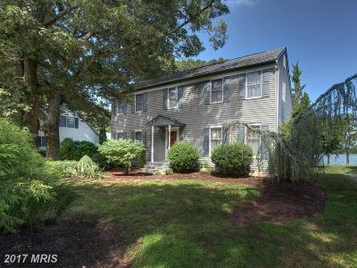 Chester Single Family Home For Sale: 128 Royston Shores Road