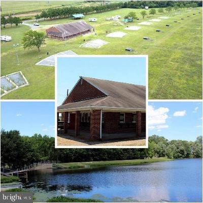 Queen Annes County Residential Lots & Land For Sale: 609 Glanding Road