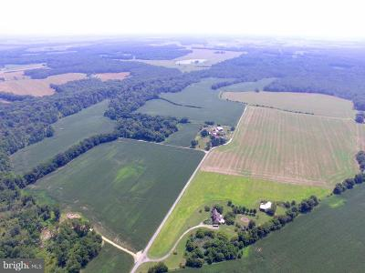 Queen Annes County Farm For Sale: 1216 Grange Hall Road