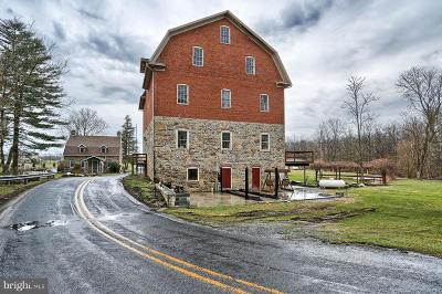 New Oxford Single Family Home For Sale: 75 Fleshman Mill Road
