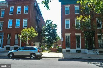 Baltimore Townhouse For Sale: 1111 Lanvale Street