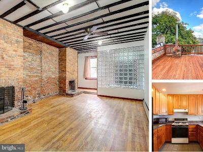 Fells Poi Nt, Fells Point, Fells Point/Hopkins, Fells Pt./Hopkins Townhouse For Sale: 611 Wolfe Street S