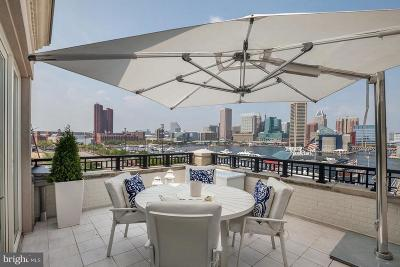 baltimore Condo For Sale: 801 Key Highway #P-10A