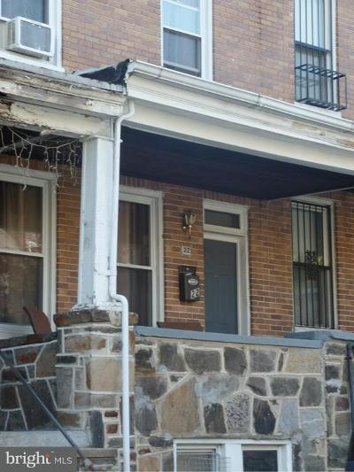Baltimore Townhouse For Sale: 24 Kresson Street S