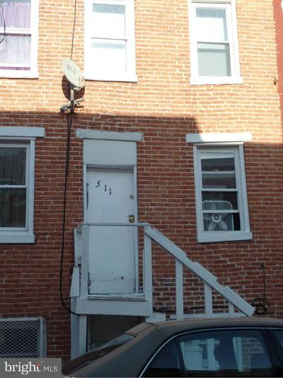 Baltimore Townhouse For Sale: 511 Archer Street