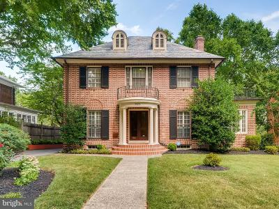 Guilford, Guilford/Jhu Single Family Home For Sale: 3909 Charles Street N