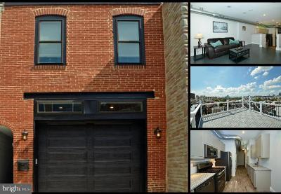 Baltimore Townhouse For Sale: 709 Port Street S