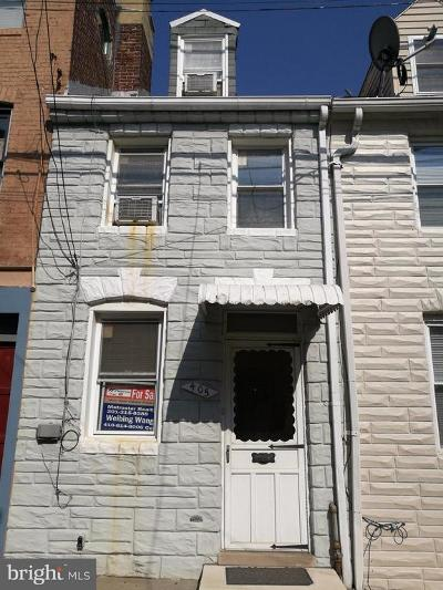 Fells Point Townhouse For Sale: 405 Durham Street S