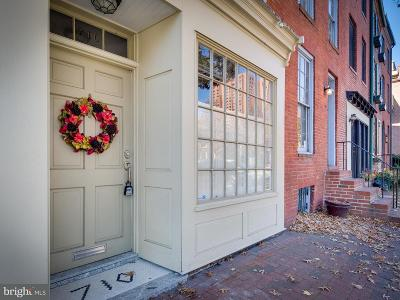 Baltimore Townhouse For Sale: 710 Hanover Street S