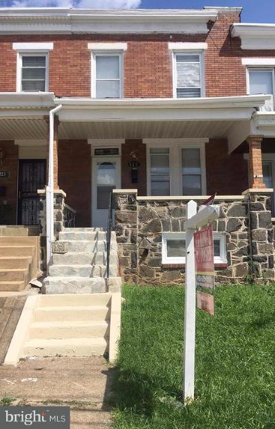 Greek Town, Greek Town Canton East, Greektown Single Family Home For Sale: 825 Ponca Street