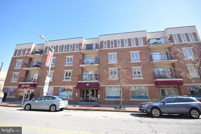 Baltimore Condo For Sale: 911 Charles Street S #208