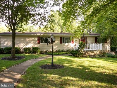 Baltimore Single Family Home For Sale: 1820 Greenberry Road