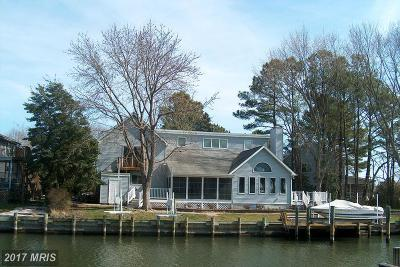 Ocean Pines Single Family Home For Sale: 22 Windward Court