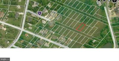Worcester County, WORCESTER COUNTY Residential Lots & Land For Sale: Lake Avenue