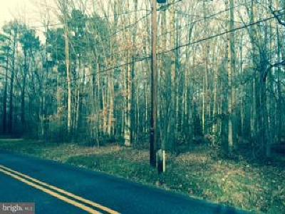 Talbot County Residential Lots & Land For Sale: Unionville Road
