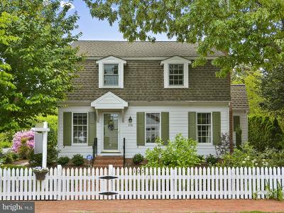 Oxford, Oxford Historic Distric Single Family Home For Sale: 105 Tred Avon Avenue