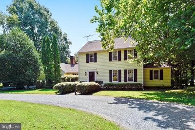 Easton Single Family Home For Sale: 7301 Waverly Island Road