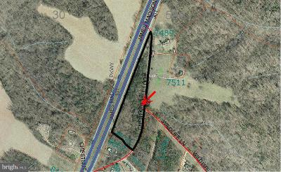 King George VA Residential Lots & Land For Sale: $300,000