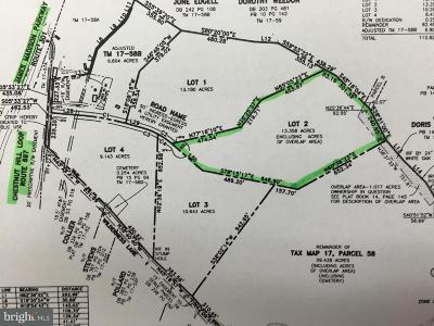 Residential Lots & Land For Sale: Lot 2 Off Chestnut Hill Loop