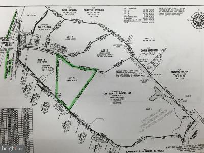 Residential Lots & Land For Sale: Lot 3 Off Chestnut Hill Loop