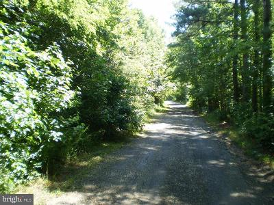 King George Residential Lots & Land For Sale: 4574 Turkey Acres Road