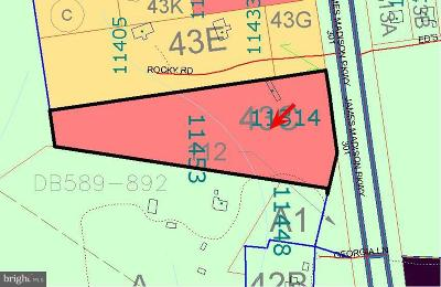 King George VA Residential Lots & Land For Sale: $450,000