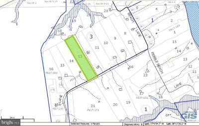 Mt Moriah On The Potomac Residential Lots & Land For Sale: Lot 13 Sandy Beach Lane