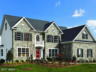 Clarksburg Single Family Home For Sale: Newcut Road