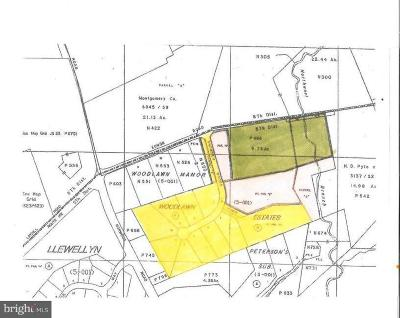 Silver Spring Residential Lots & Land For Sale: 16416 Snowden Woods Lane