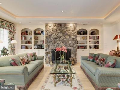 Chevy Chase Townhouse For Sale: 4600 Elm #R-6