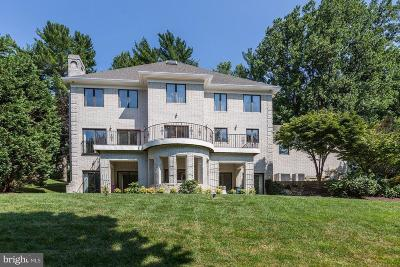 Chevy Chase Single Family Home For Sale: 8029 Glengalen Lane
