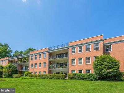 Chevy Chase Townhouse For Sale: 3535 Chevy Chase Lake Drive #101