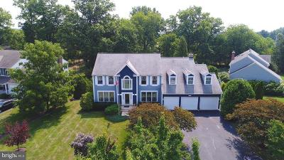 Poolesville Single Family Home For Sale: 17707 Doctor Walling Road
