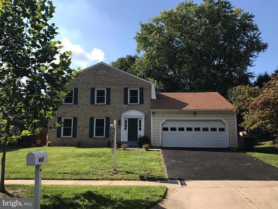 Rockville Single Family Home For Sale: 417 Hurley Avenue