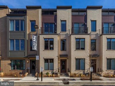 Bethesda Townhouse For Sale: 6602 Eames Way #BURCH MO