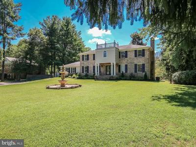 Rockville Single Family Home For Sale: 13509 Glen Mill Road