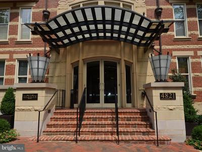 Bethesda Townhouse For Sale: 4821 Montgomery Lane #103