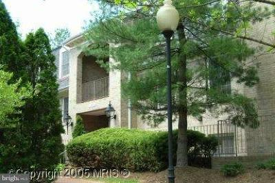 Rockville Condo For Sale: 10712 Kings Riding Way #T1-15