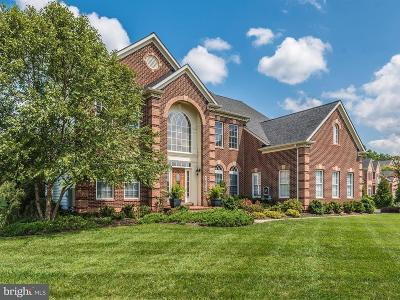 Gaithersburg MD Single Family Home For Sale: $1,050,000