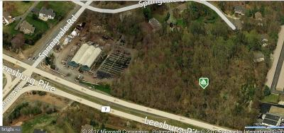 Vienna Residential Lots & Land For Sale: 10602 Leesburg Pike