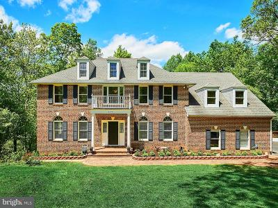 Fairfax Station VA Single Family Home For Sale: $919,900