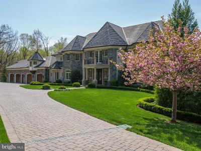 McLean Single Family Home For Sale: 7853 Langley Ridge Road