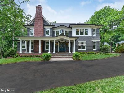 Great Falls Single Family Home For Sale: 9430 Cornwell Farm Drive